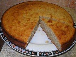 Быстрый пирог в мультиварке
