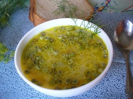 Суп с плавленым сыром в мультиварке